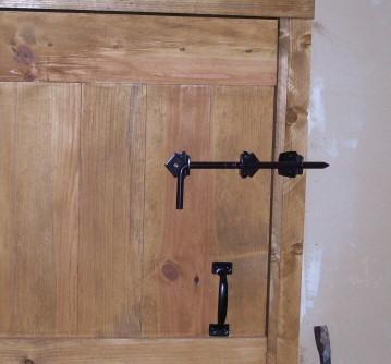 Secret Door Hardware