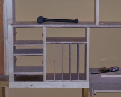 Desk Detail View