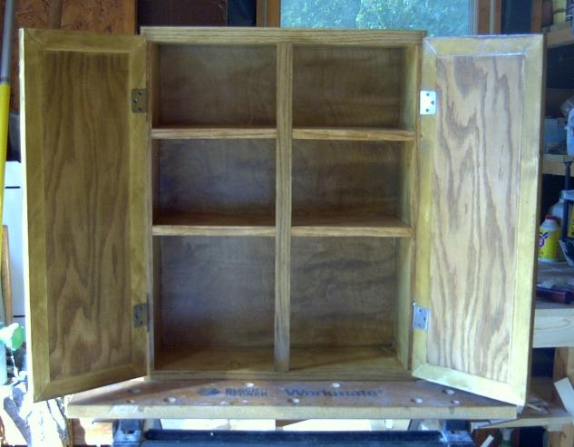 Cabinet & Doors